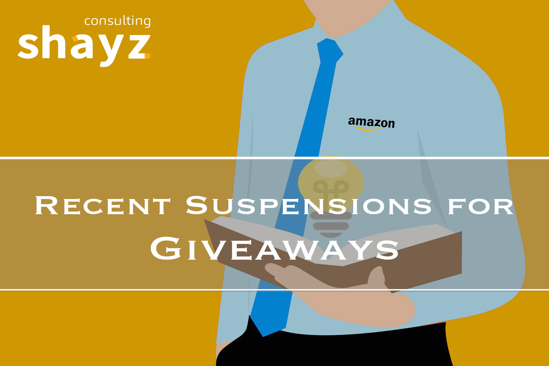 Recent Suspensions for Giveaways
