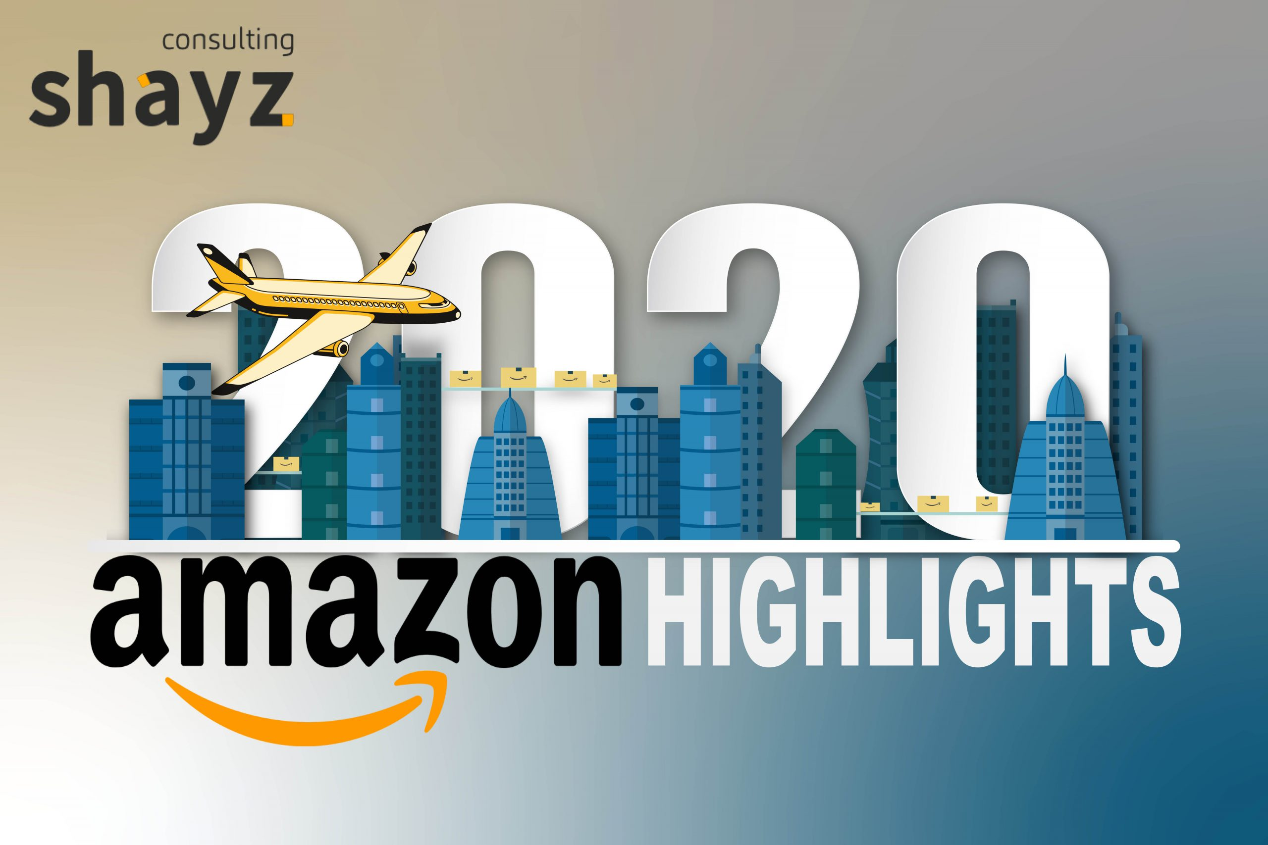 Amazon 2020 Highlights